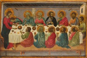 Ugolino da Siena - The last supper