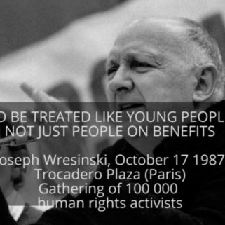 To Be Treated Like Young People
