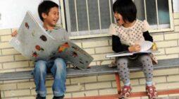 Niñas y niños del Cuarto Mundo en busca del saber