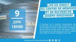 Découvrir le Centre Joseph Wresinski